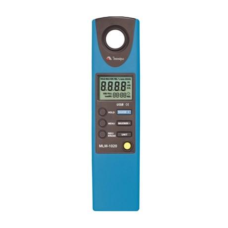 Luxímetro Digital com Data Logger USB MLM-1020 MINIPA