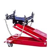 Macaco Hidráulico para Transmissão Vermelho 1 Tonelada MR3101 MÁQUINAS RIBEIRO