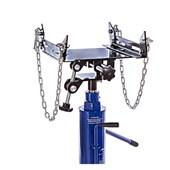 Macaco Hidráulico Telescópico para Transmissão 2 Estágios Azul MR2053 MÁQUINAS RIBEIRO