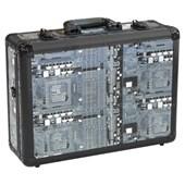 Maleta para Ferramentas em Alumínio com 5 Divisões MFV 313 VONDER