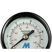 """Manômetro de Pressão 1/8"""" MAND-40 PUMA"""