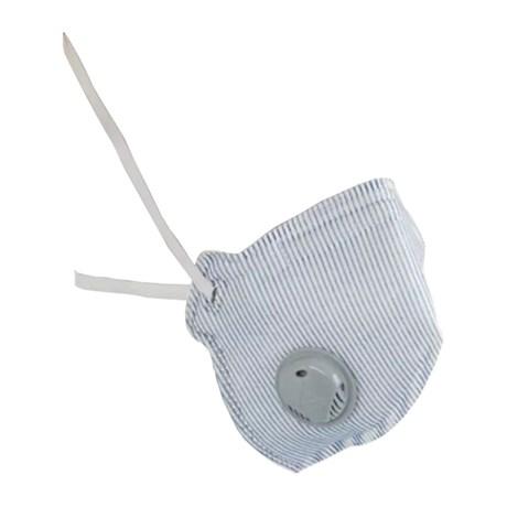 Máscara Respiratória Descartável com Válvula PFF-2 CV AIR SAFETY