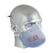 Máscara Respiratória Dobrável Descartável PFF2 AIR SAFETY