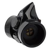 Máscara Respiratoria Semi-facial Sem Filtro CG 306 RC202/203/206 CARBOGRAFITE