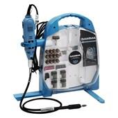 Micro Retífica 130W com 252 Acessórios G19502/BR GAMMA