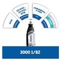 Micro Retífica com 82 Acessórios e 1 Acoplamento 3000 DREMEL