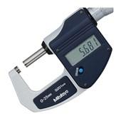 Micrômetro Digital Externo 0 a 25mm 0,001mm 293-821-30 MITUTOYO