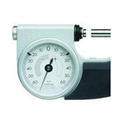 Micrômetro Externo com Relógio 0 a 25mm 0,001mm 510-121 MITUTOYO