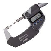 Micrômetro Externo Digital com Pontas Finas 0 a 25mm 331-251-30 MITUTOYO