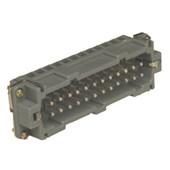 Miolo Macho para Carcaça 24P 16A 600V SMP24 STECK