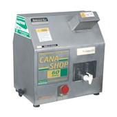 Moenda de Cana 60 Litros/h Rolo Inox com Motor Monifásico 1/2'' MAQTRON