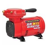 Motocompressor de Ar Direto Red 2,3 Pés 40 PSI Mono Bivolt com Kit CHIAPERINI