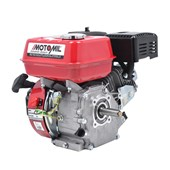 Motor 5.5hp a Gasolina Eixo Horizontal 4 Tempos Mg-55 Motomil