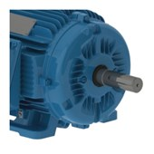 Motor Trifásico 20cv 15kW 1800rpm 60Hz 4P com 4 Tensões W22IR2 160M B3D AZ 11392828 WEG