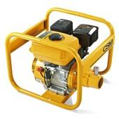 Motor Vibrador 5.5 HP 4 Tempos Gasolina Base Fixa 168F