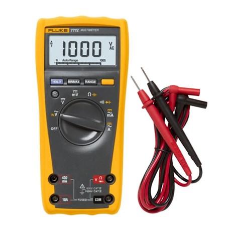 Multímetro Digital 1000/1000 AC/DC CAT IV 77-IV FLUKE