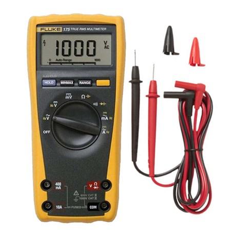 Multímetro Digital 1000/1000V AC/DC CAT IV 175 ESFP FLUKE