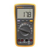 Multímetro Digital 400/1000V AC/DC CAT III 17B+ FLUKE