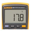 Multímetro Digital 400/1000V AC/DC CAT III 17B+ FLUKE
