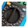 Multímetro Digital 500V AC/DC CAT II ET-1400 MINIPA
