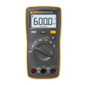 Multímetro Digital 600/600V AC/DC CAT III 107 FLUKE