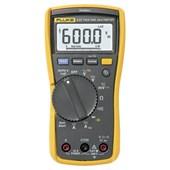 Multímetro Digital 600/600V AC/DC CAT III 117 FLUKE
