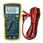 Multímetro Digital 600V AC/DC CAT III 600V 115 FLUKE