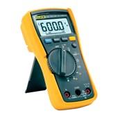 Multímetro Digital 600V AC/DC CAT III 600V 115 FLUKE