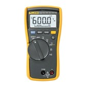 Multímetro Digital 600V TRUE RMS AC/DC CAT III 114 FLUKE