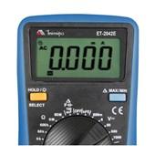 Multímetro Digital 750/1000V AC/DC CAT III ET-2042E MINIPA