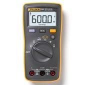 Multímetro Digital Categoria III 600V Fluke 107