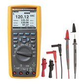 Multímetro Digital de Registro de Dados AC/DC CAT IV 289 FLUKE
