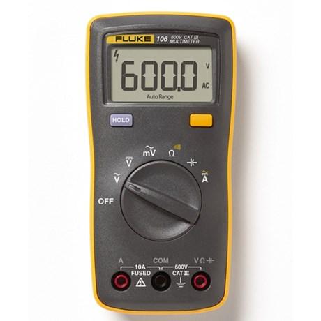 Multímetro digital portátil - 106 - Fluke