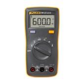 Multímetro Digital Portátil 600/600V AC/DC CAT III 106 FLUKE