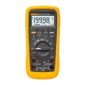 Multímetro Digital True RMS 1000/1000V AC/DC Combo com Estojo 87V MAX/E2 FLUKE