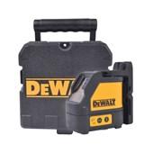 Nível a Laser 2 Linhas 15 Metros com Suporte DW088K DEWALT