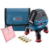 Nível a Laser Multilinhas 50 Metros GLL3-50 BOSCH