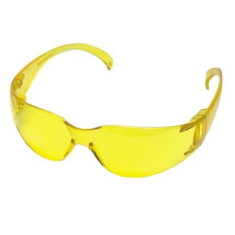 Óculos de Segurança Amarelo Leopardo Kalipso - AnhangueraFerramentas c2ea887cfb