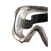 Óculos de Segurança Incolor Ampla Visão Antiembaçante 01.11.2.3 ANGRA KALIPSO