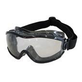 Óculos de Segurança Incolor Ampla Visão EVOLUTION CARBOGRAFITE