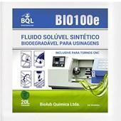 Óleo Solúvel Sintético Biodegradável 20 Litros BIO 100E BIOLUB