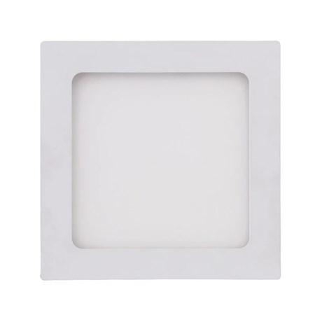Painel Led Quadrado de Embutir 24W 6400K Bivolt 03213 OUROLUX