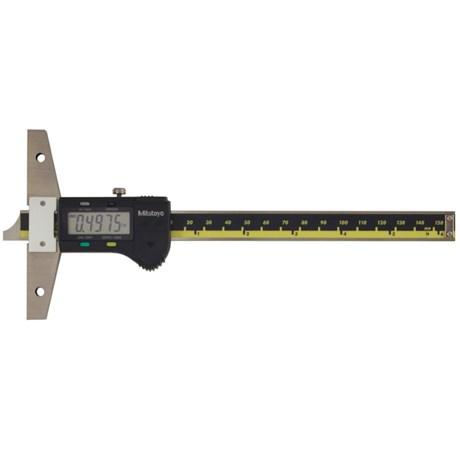 "Paquímetro de Profundidade Digital 6""/150mm 0,01mm/.0005"" 571-211-30 MITUTOYO"