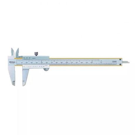 "Paquímetro Universal 150mm/6"" 0,05mm 530-104B-10 MITUTOYO"
