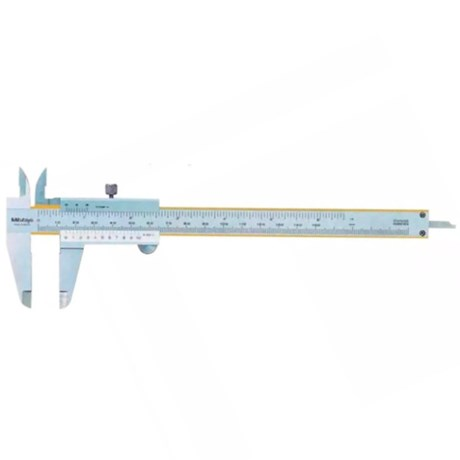 "Paquímetro Universal com Revestimento de Titânio 200mm/8"" 0,02mm 530-118B-10 MITUTOYO"