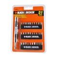 """Parafusadeira 3/8"""" 8V Bivolt com 31 Acessórios e Maleta LD008K31 BLACK + DECKER"""