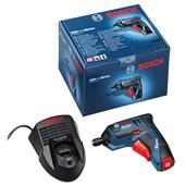 """Parafusadeira à Bateria 1/4"""" 3.6V GSR MX2 Bosch"""