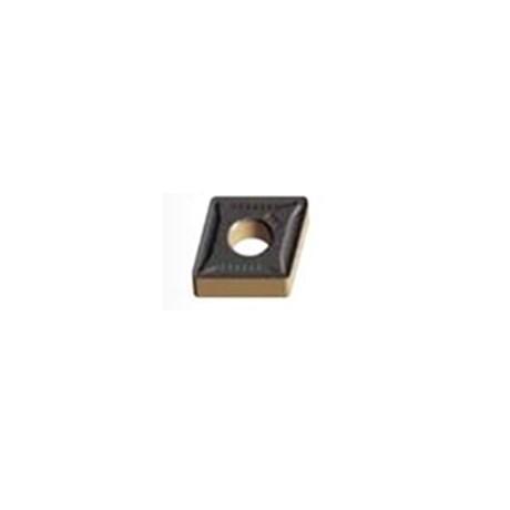 Pastilha Metal Duro Torneamento para Aço Raio 0,8mm CNMG1204 WALTER