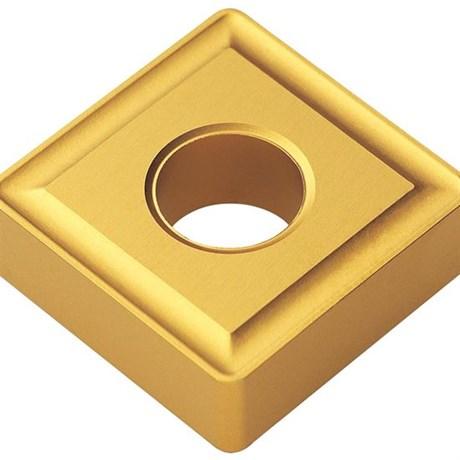Pastilha Metal Duro Torneamento para Aço SCMT0903 Raio 0,8mm