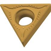 Pastilha Metal Duro Torneamento para Aço TCMT16T3 Raio 1,2mm